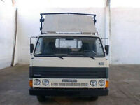 Mazda T3500 3.5 diesel engine and gearbox.