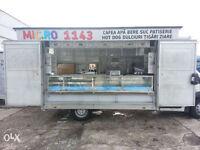 fantastic catering van for sale