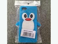 Brand New, Still In Package Silicone Penguin iPhone 5 Case