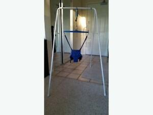 Jolly Jumper with Stand EUC