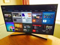 SAMSUNG 40-inch SUPER Smart Full HD LED TV,built iWifi,,Freeview HD,GREAT Condition