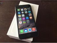 iPhone 6 Space Grey 16GB - Telus / Koodo in Box + Case
