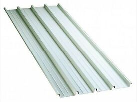 50 box profile roof sheets 10ft galv