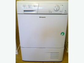 Hotpoint CDN7000 7kg White Condenser Tumble Dryer 1 YEAR GUARANTEE