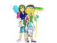 Cleaning Services-Two Women Team