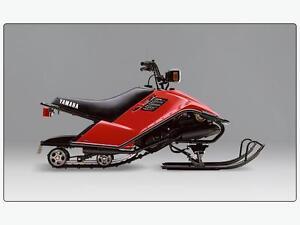 Recherche Yamaha enticer 250, snoscoot ou snosport Saguenay Saguenay-Lac-Saint-Jean image 2