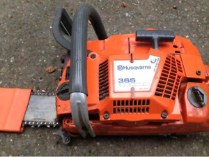 Looking for seized or non running chainsaws