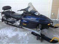 Great Two Up sled