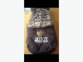 Juicy Couture cosy toes x2 (winter and summer)