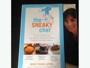 Mint Condition The Sneaky Chef Cookbook