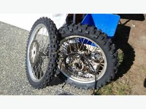 Wanted: Offroad Wheelset for DRZ400