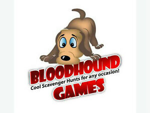BLOODHOUND GAMES: Cool scavenger hunt games for adult groups Regina Regina Area image 1