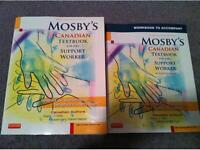 mosby's canadian textbook for support worker edition three