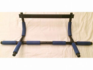 Pull up bar for Doorway DESCRIPTION •Tone and firm abs •Suppor