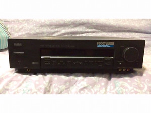 RCA RT2350BK HOME THEATER system Amplifier sound audio with AV