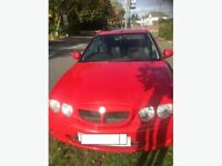 £500 · MGZS 2003 LOW MILEAGE, 50113 AND 12M MOTREPORT