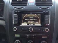 Volkswagen RNS 310 Sat Nav system VW Navigation Passat Golf Polo