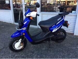 Scooter yamaha50cc