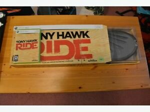 Tony Hawk Ride for XBox360 incl skateboard
