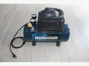 Mastercraft Air Compressor 2 gallon