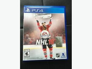 NHL 16 FOR PS4 $20 OBO! Will Deliver