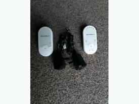 Motorola Baby Monitor MBP11