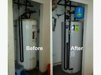 $65hr Licensed Bonded and Insured Red Seal Plumbers. WCB covered