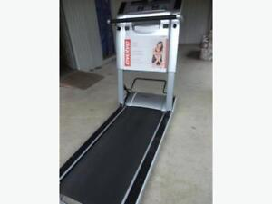 "Tempo ""Evolve"" Folding Treadmill"