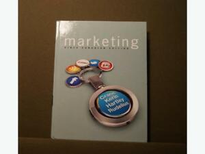 Marketing 9th canadian edition (for Marketing Management)