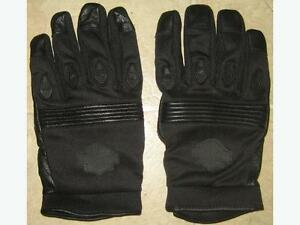 Harley Davidson mens gloves like new and ladies light gloves