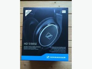 Sennheiser HD 598 Special Edition Over-Ear Headphones - NEW
