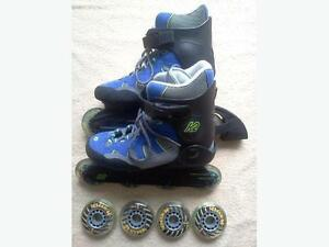 Ladies K2 In line Roller Blades