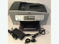 HP OfficeJet 6310 All-In-One Inkjet Printer 4 Months Old