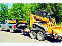 Regina Dumping and Hauling - yard care,landscaping,snow removal