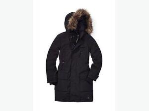 Aritzia TNA Bancroft Parka - Black, Small, Women's Winter Jacket Kitchener / Waterloo Kitchener Area image 1