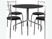 Lima Table - Black (ONLY TABLE)