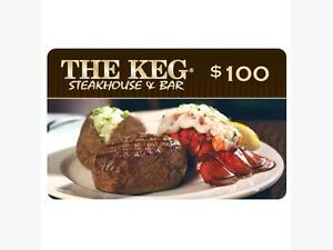 Looking for Keg Gift Cards