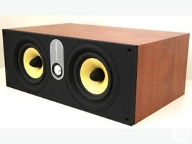 Bowers & Wilkins B&W Speaker, HTM62 Centre in pefect condition