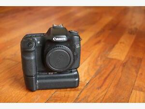 CANON 50D WITH BATTERY GRIP MINT CONDTION