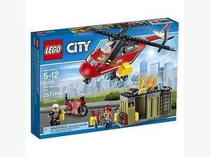LEGO City Fire Response Unit 60108 - new in box