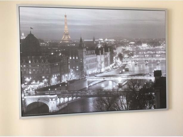 Ikea Paris Frame Picture 140100cm 20 Pounds Only In West