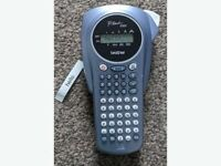 brother blue label maker p-touch 1000