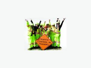 Traffic Control Person Course with possibility of employment