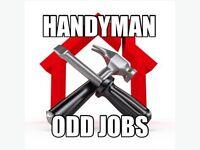 Man with truck, Odd jobs.