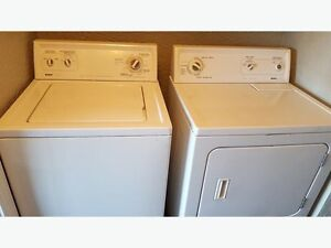 Kenmore Super Capacity Special Edition Washer Dryer