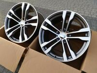 New 19 20 21 inch rims for all BMW cars R19 R20 R21 343 612 599 310 468 469 style FREE DELIVERY
