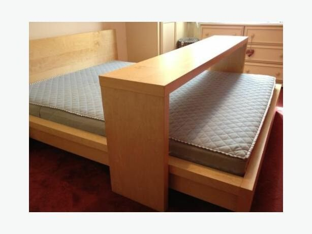 Awe Inspiring Ikea Malm Over Bed Table Bench In Kingston London Gumtree Download Free Architecture Designs Remcamadebymaigaardcom