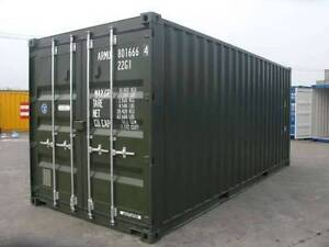 New 20ft x 8ft One Way Shipping Container Coburg Moreland Area Preview