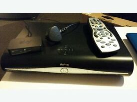 Sky+ HD Box with controller wifi enabled