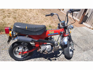 Looking for minibikes